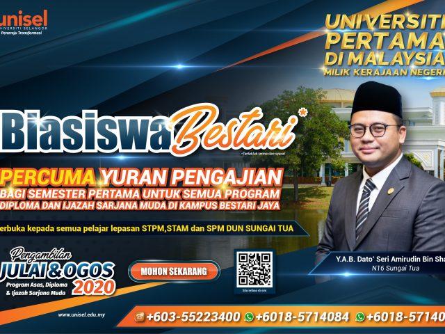 Unisel Universiti Selangor Peneraju Transformasi